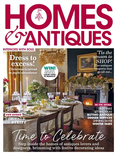 HOMES & ANTIQUES MAGAZINE PRESS RELEASE 1