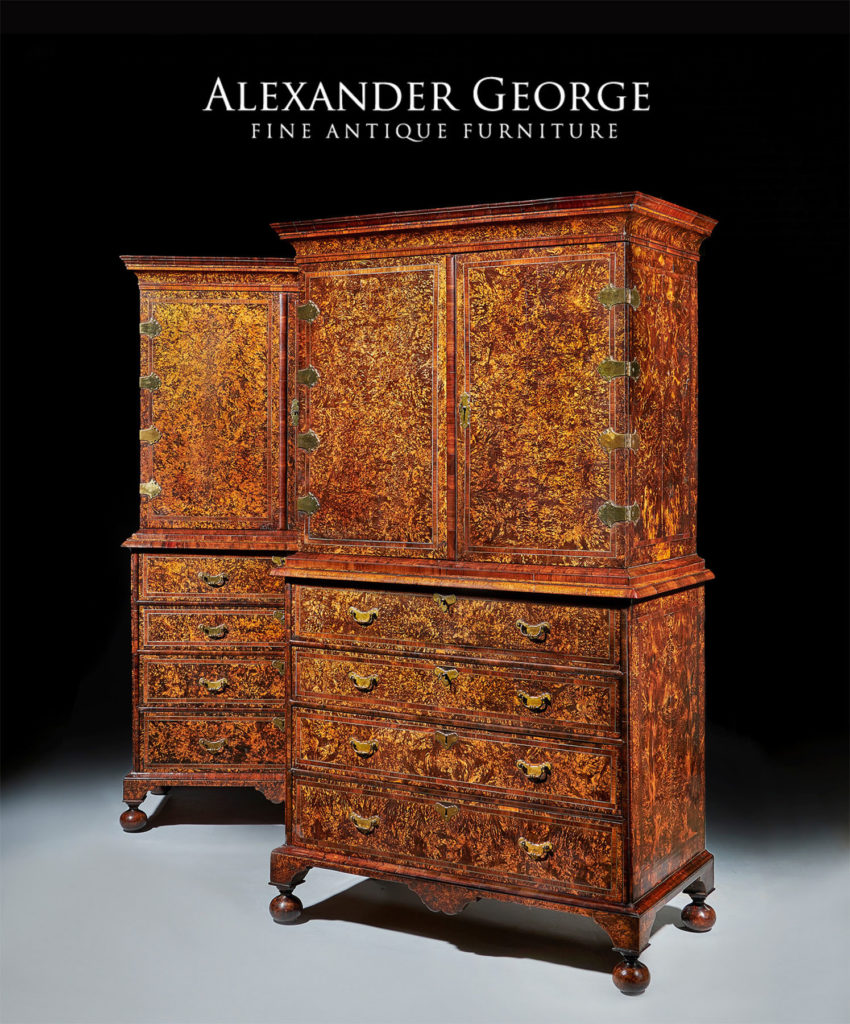 Alexander George Fine Antiques   Exceptional English Furniture 1