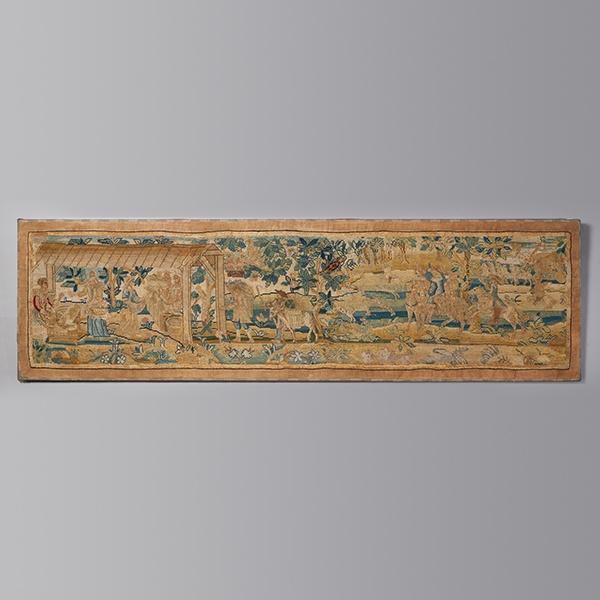 17th Century North Italian Needlework Tapestry, circa 1680